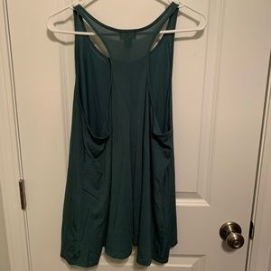 Old Navy Tops - Old Navy green women's swing tank top, size XL